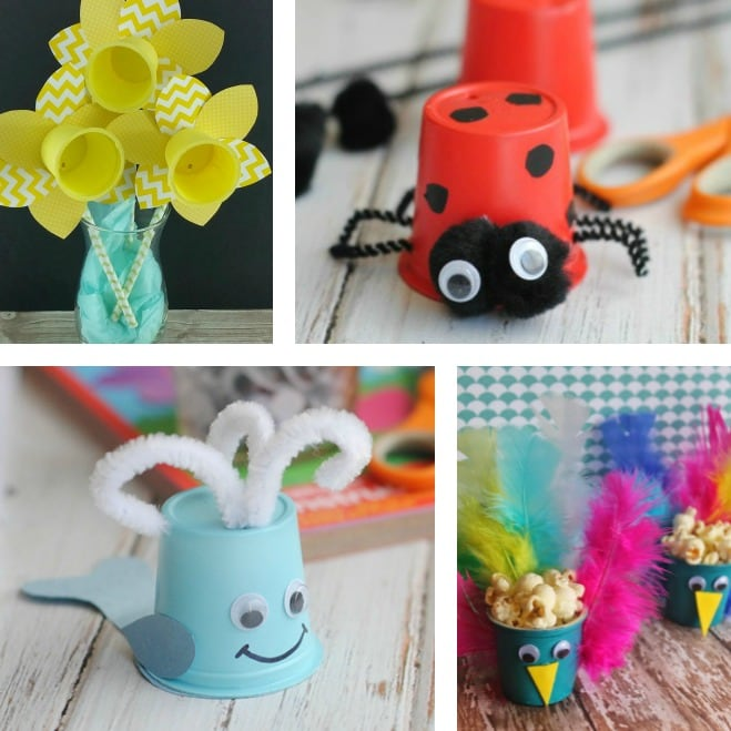 Recycle Keurig K Cups Kids Crafts
