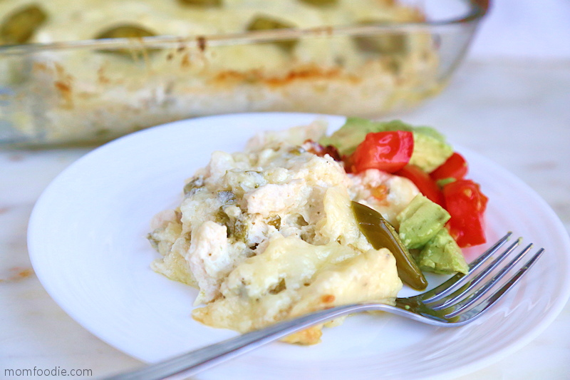 Keto Jalapeno Popper Chicken Rice Casserole Recipe
