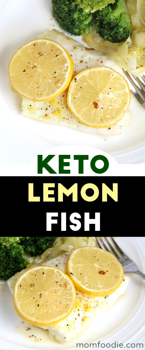 Keto Lemon Fish