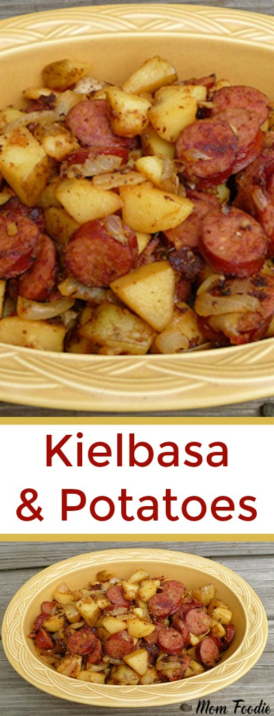 Kielbasa and Potatoes Recipe