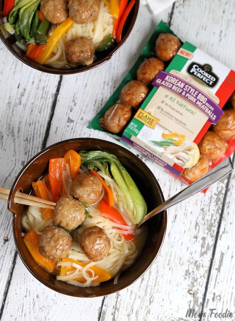 Korean Meatball Hot Pot Recipe