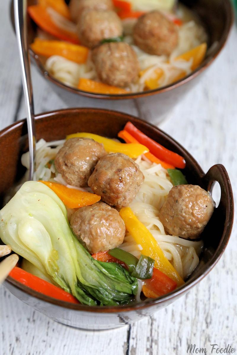 Korean Meatball Hot Pot