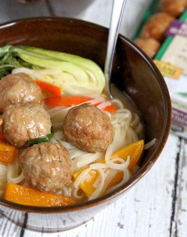 Korean Meatballs hot pot recipe