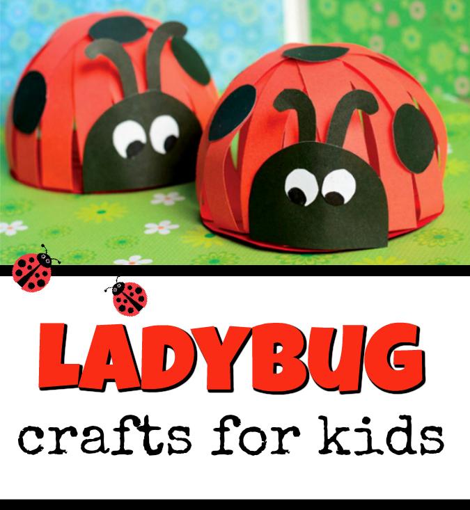 LadyBug Crafts Kids