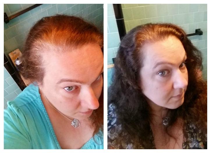 Madison Reed Haircolor results