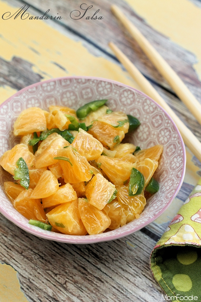 Mandarin Orange Salsa Recipe