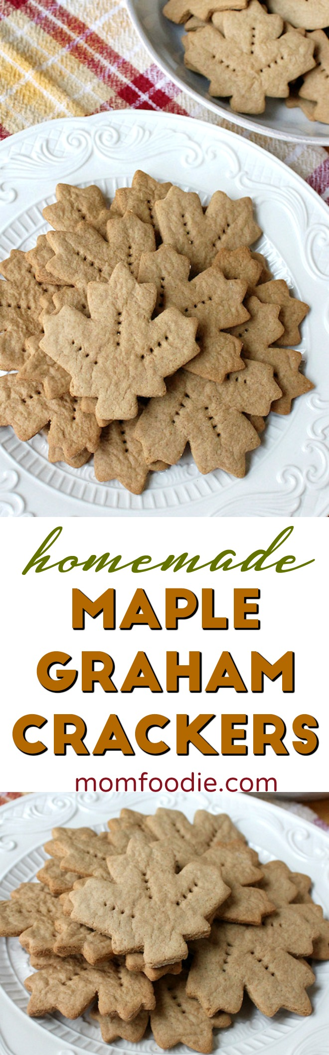 Maple Graham Crackers Recipe