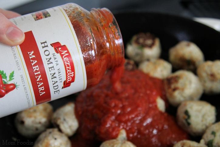 Mezzetta Marinara Sauce Low carb