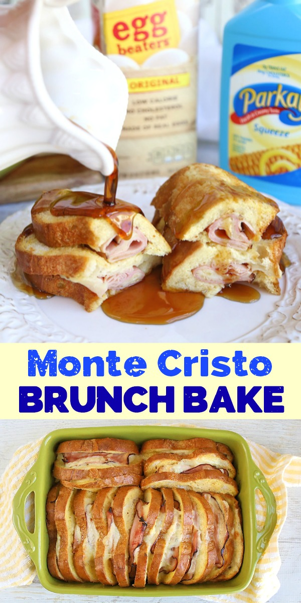 Monte Cristo Brunch Bake Pinterest