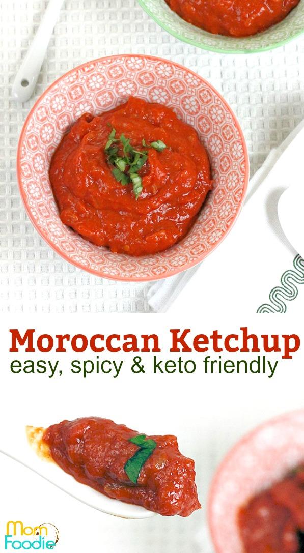 Moroccan Ketchup Keto