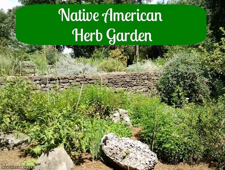 Native American Herb Garden