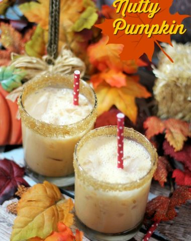 Nutty Pumpkin Cocktail