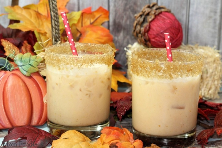 Nutty Pumpkin Cocktail Recipe