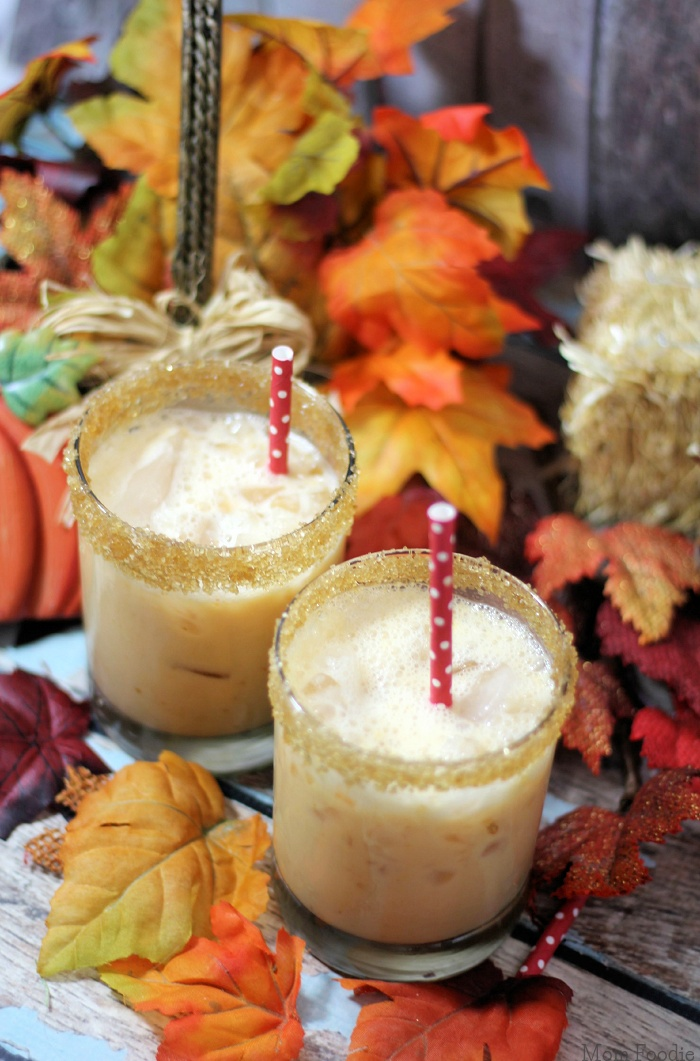Nutty Pumpkin Cocktail recipe