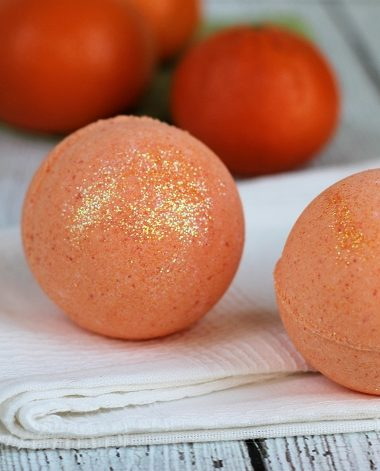 Orange Crush Bath Bombs