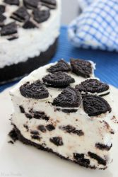 Oreo Cheesecake No-bake recipe