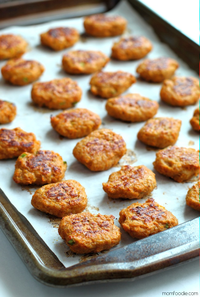 Paleo Chicken Nuggets Whole 30