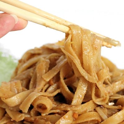Peanut Butter Lo Mein Recipe (a Lil' Foodie Fave)