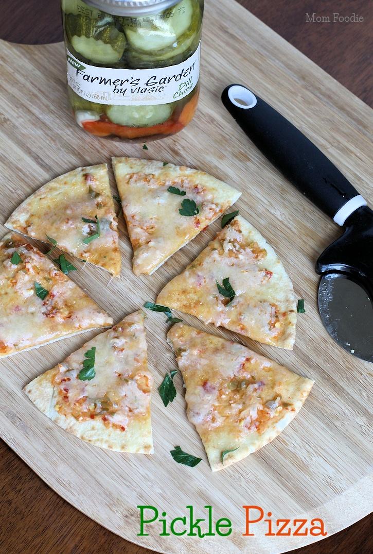 Pickle Pizzza Recipe