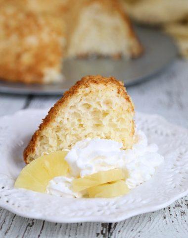 Pineapple Dump Cake Recipe