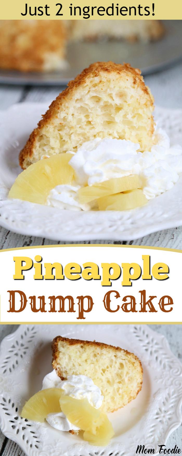 Ingredient Pineapple Bundt Cake