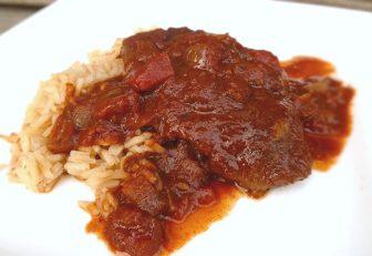 Portugese Blade Steak Recipe