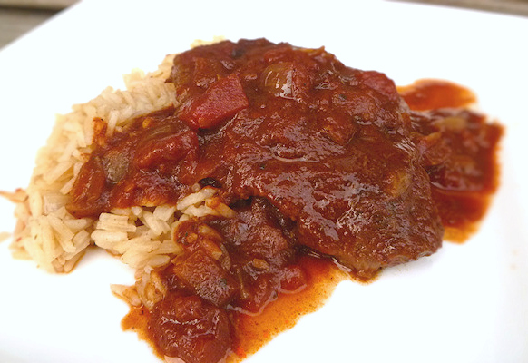 Portuguese Blade Steak Recipe
