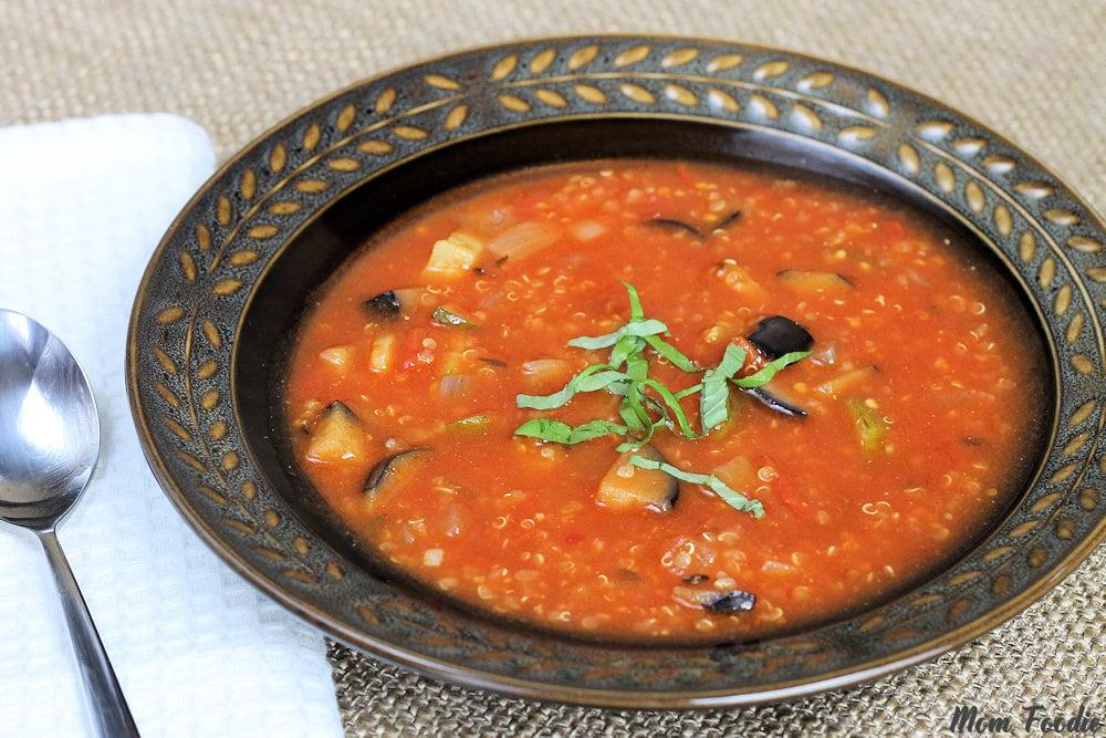 Суп рататуй рецепт с фото пошагово