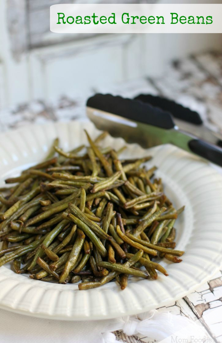 Roasted frozen Green Beans Recipe