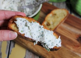 Romano Herb Cottage Cheese Spread Recipe