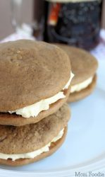 Root Beer Float Whoopie Pies Recipe