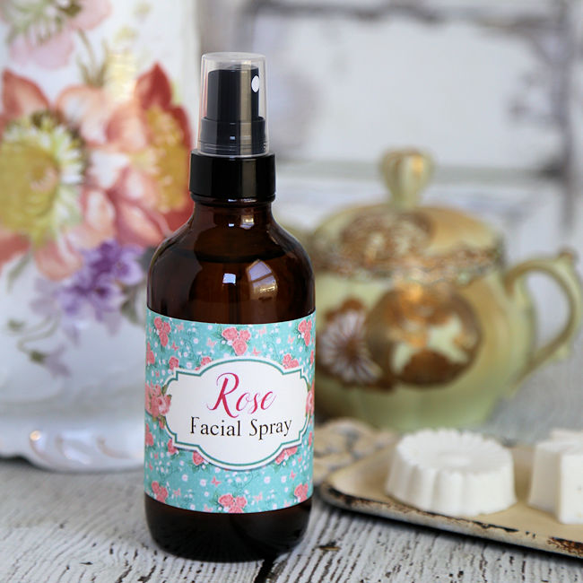 Rose Facial Spray