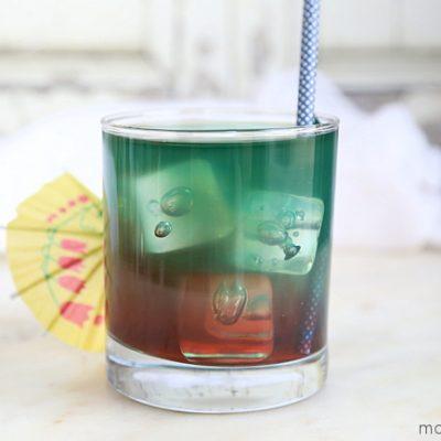 Shark Bite Cocktail