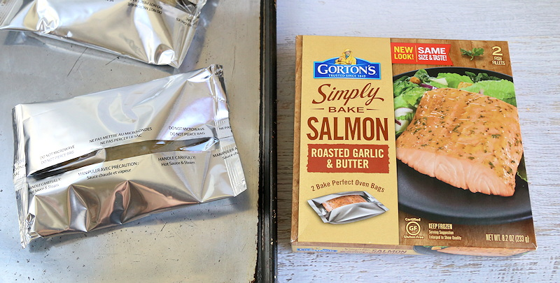 Simply Bake Salmon