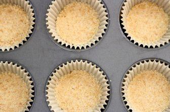 Smores Cupcake crusts