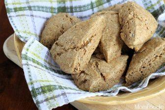 Spelt Flour Scones