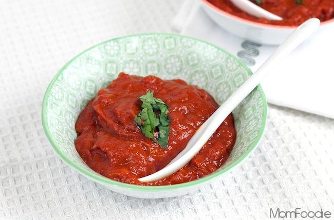 Spicy Ketchup keto