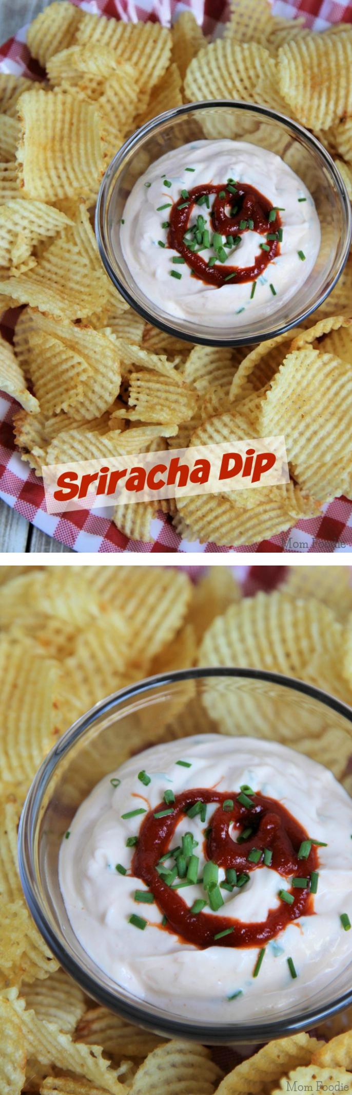 Sriracha Dip Recipe