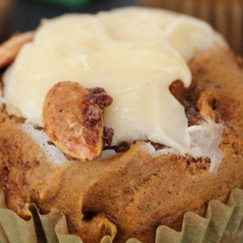 Starbucks Pumpkin Cream Cheese Muffin recipe