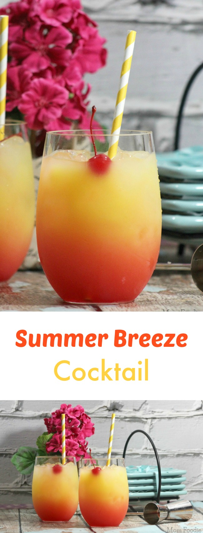 Summer Breeze Cocktail Recipe