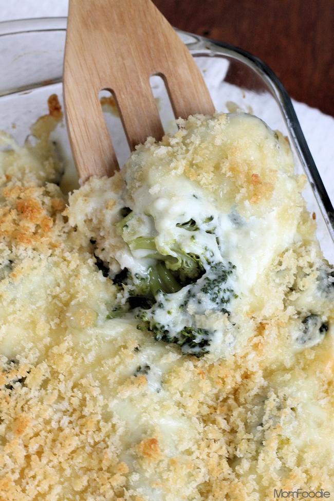 Super Cheesy Broccoli Casserole