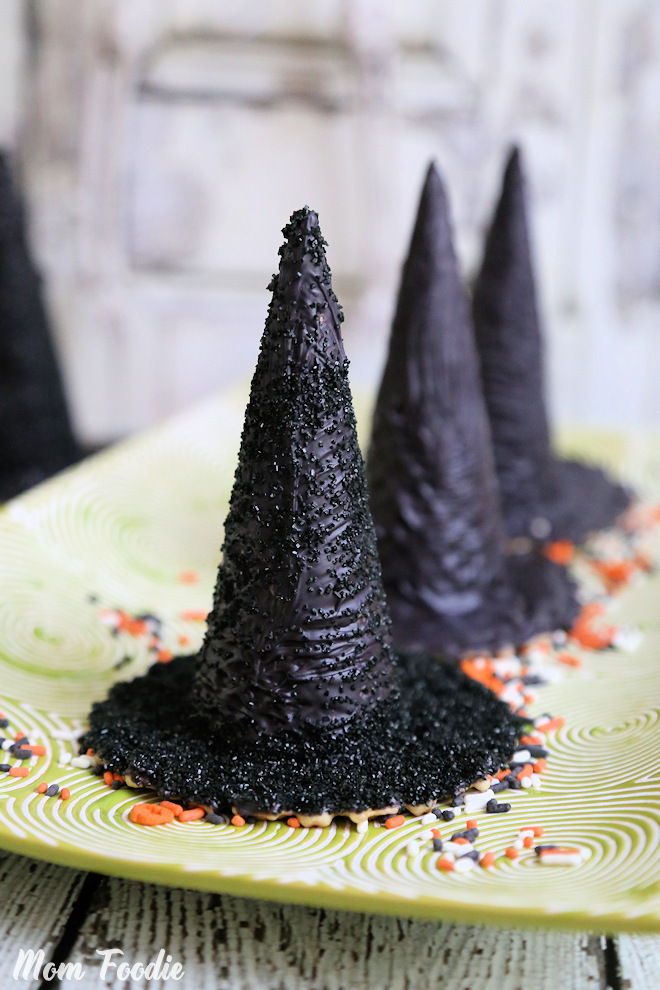 Surprise Inside Halloween Witch Hats