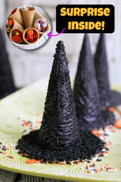 Surprise Inside Witch Hats