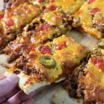 Taco Pizza Recipe