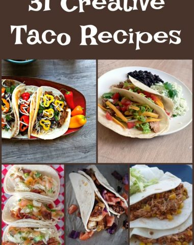 Creative Taco Recipes
