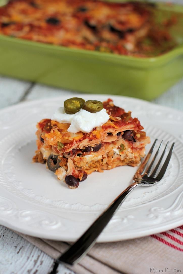 Tex-Mex Lasagna 2