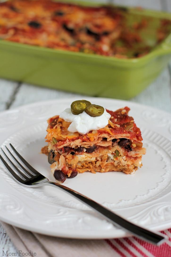 Tex-Mex Lasagna 3