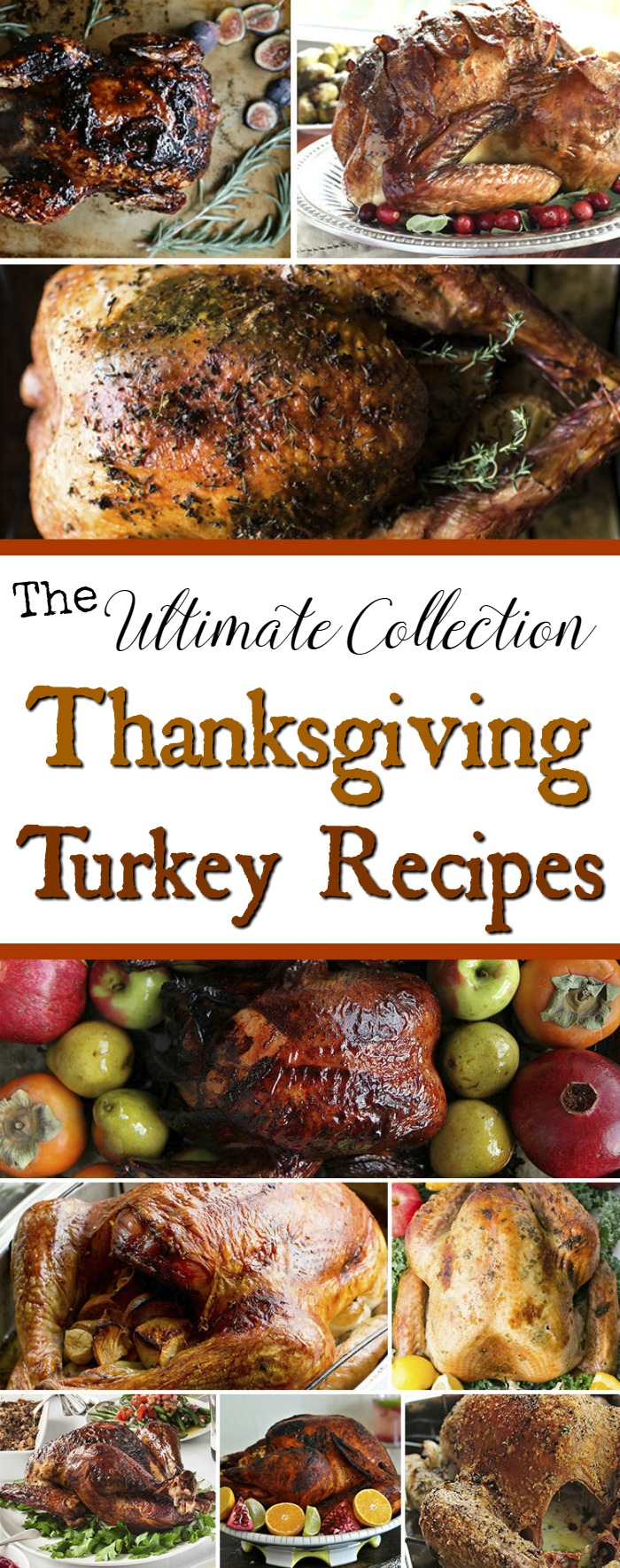 Thanksgiving Turkey Recipes Ultimate Collection