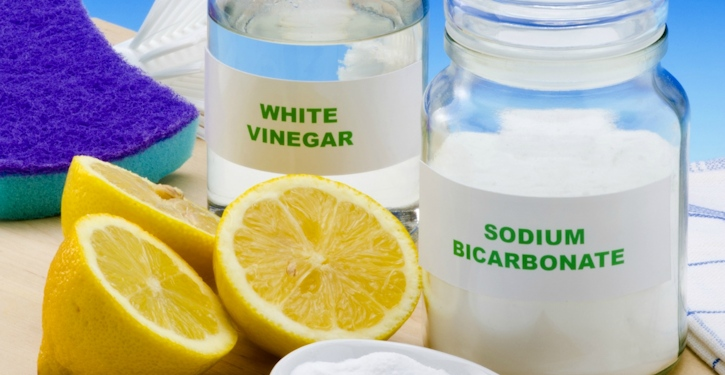 Use White Vinegar for Cleaning