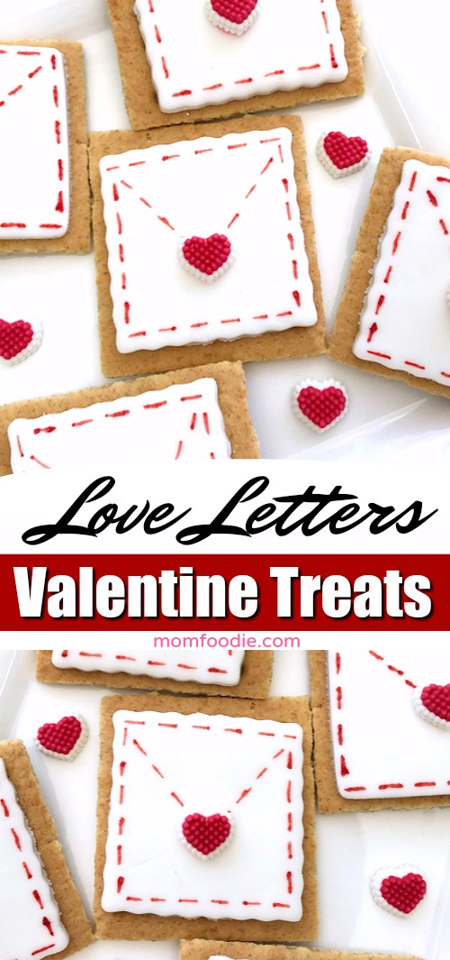 Valentines Treats Pinterest